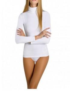 Camiseta térmica para mujer...