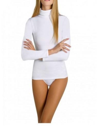 Camiseta térmica para mujer con...