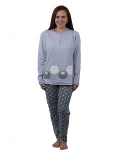 Pijama de invierno para...