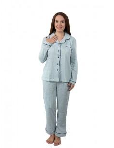 Pijama de mujer con...