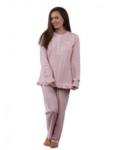 Pijama de mujer juvenil 100...