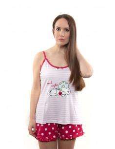 Pijama de mujer para verano...