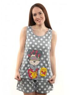 Pijama de mujer verano con...