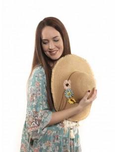 Sombrero de verano con...