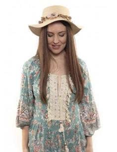 Sombrero juvenil de mujer...