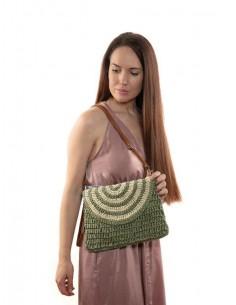 Bolso de playa mujer verde...