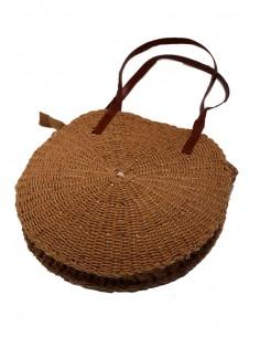 Bolso de playa circular...