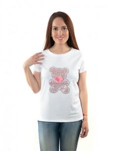 Camiseta de mujer 100%...