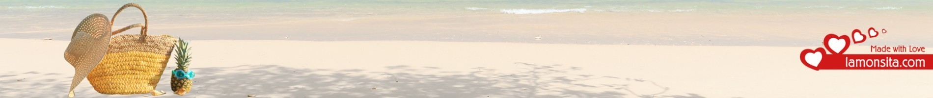 Comprar Bolso de Playa    Colección de Verano lamonsita.com
