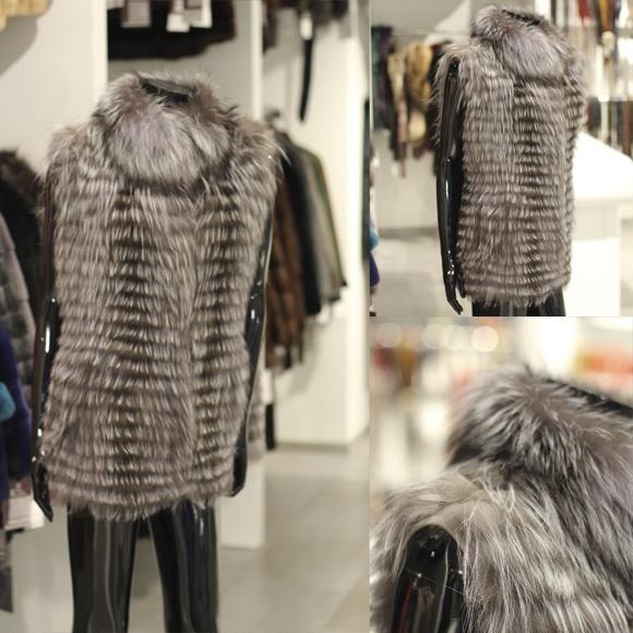 El chaleco de piel, un complemento de moda muy utilizado por Jennifer López - Img 3